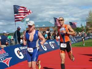 Richard Hostler finishes USAT Nationals in Burligton, VT