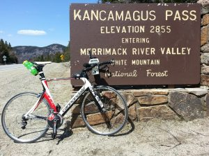 Kancamagus training ride 2013