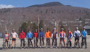 NEMS 2013 Crank the Kanc Training Ride